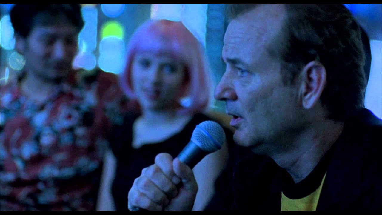 Bill Murray More Than This Lost In Translation HD