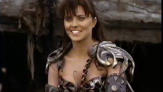 Hercules - The Legendary Journeys - The Xena Trilogy (1995) Promo (VHS Capture)