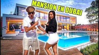 SORPRENDO A MI NOVIO CON MANSION DE 15 MILLONES EN DUBAI *mira su reacción*