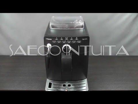 кофемашина Saeco Intuita инструкция - фото 11
