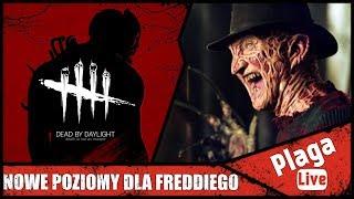 NOWE POZIOMY DLA FREDDIEGO (Dead By Daylight #53) | PlagaLive