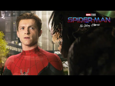 Tom Holland Reacts To Spider-Man 3 and Venom Crossover – Marvel Phase 4