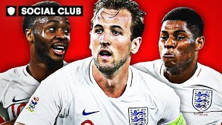 SOUTHGATE'S ENGLAND: HOW EXCITED CAN WE GET? | SOCIAL CLUB