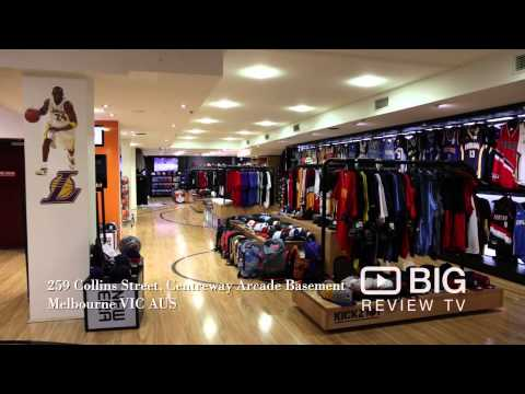 Kickz101, Sporting Goods Store In Melbourne For Sneaker Shoes Or For NBA Jerseys