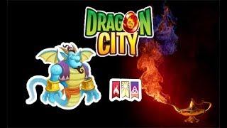 Vũ Liz Dragon City Tập 67 : Rồng Thần Đèn Trong Aladin !!!