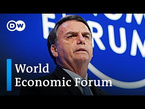 Davos 2019: What happened on the first Day of the World Economic Forum | DW News