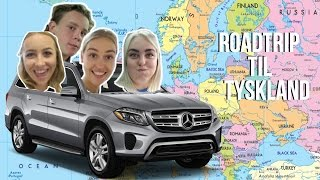 AASTRUP and WULFF PAМЉ TUR  Roadtrip til Tyskland
