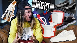 ADIDAS IS SO DISRESPECTFUL FOR THIS !!! ADIDAS MARVEL COLLAB , CAP AND GOWN 13 , BRED 1 OG UPDATE !!