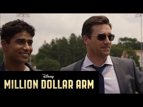 MILLION DOLLAR ARM - Trailer Deutsch | Disney HD