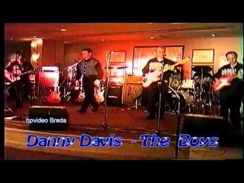 DANNY DAVIS en THE BOYS  AVoice In The Wilderness 1997  hpvideo breda Henk Pas