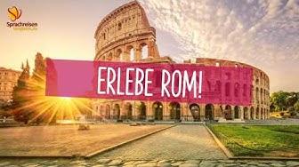 Erlebe eine Sprachreise nach Rom/Italien mit Sprachreisenvergleich.de!