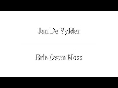Jan De Vylder (De Vylder, Vinck, Tailleu) x Eric Owen Moss ; The Difficult Double
