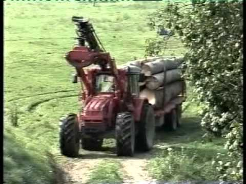 Rimorchi agricoli randazzo rimorchio tandem forestale for Rimorchi agricoli omp