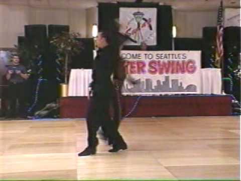 West Coast Swing Dance With Jason Colacino & Katie Boyle