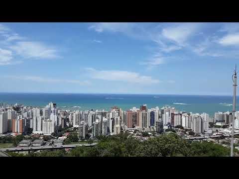 Vista da Cidade de Vila Velha-ES, Alto do Convento Nossa Senhora da Penha