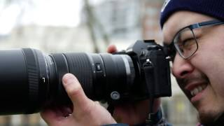 Red35 Review: The Olympus Digital ED 40-150mm f2.8 Pro Lens