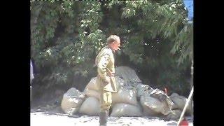 Съемка фильма Ликвидация в Одессе 2006 год Часть 1.