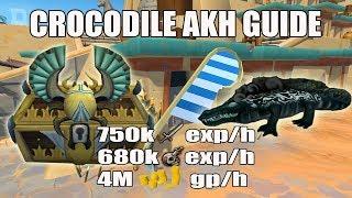 21+ Crocodile Rs3
