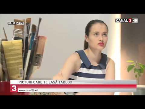 Nicoleta Vacaru PICTURI CARE TE LASA TABLOU