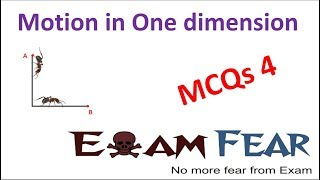 NEET Physics Motion in One Dimension : Multiple Choice Previous Years  Questions MCQs 4