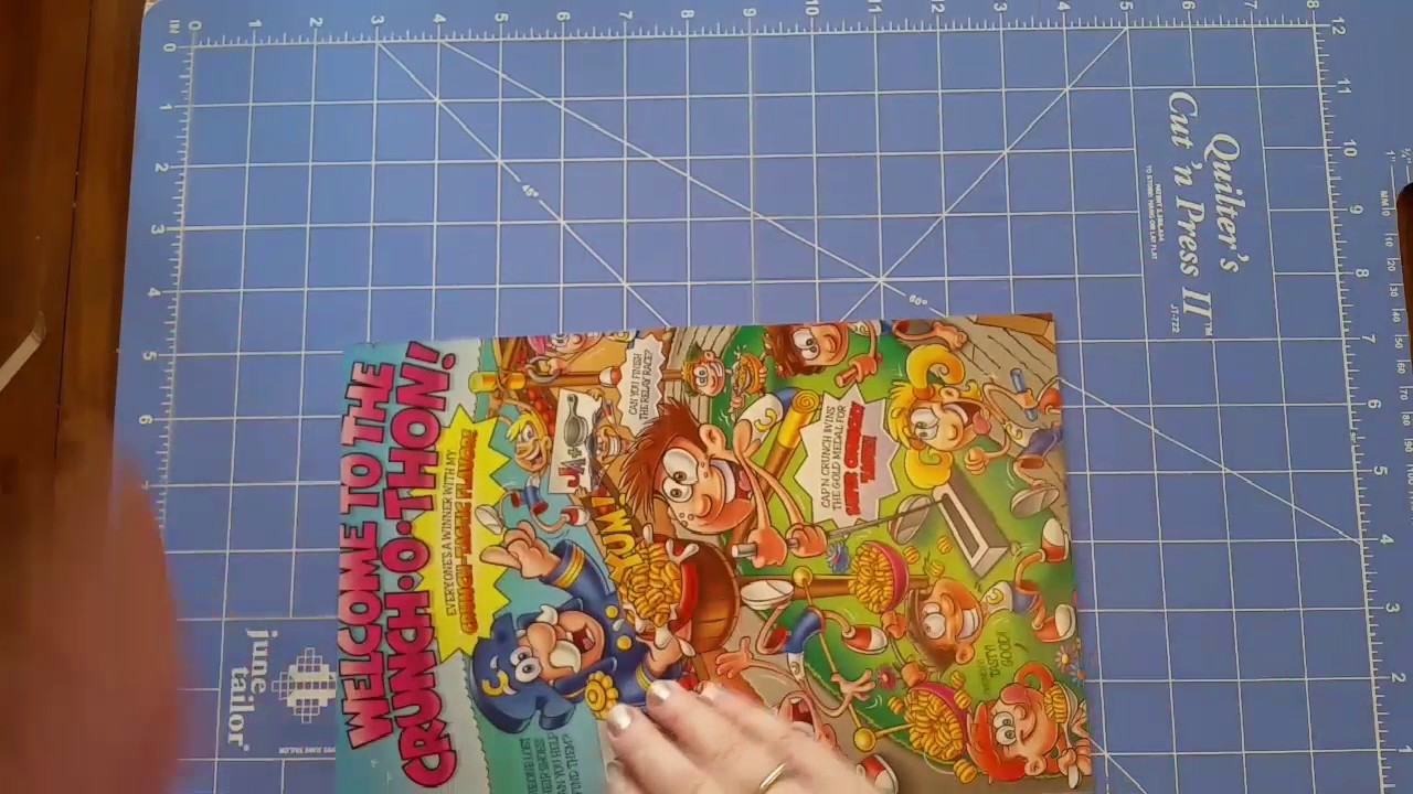 Easy junk journal made out of cereal box youtube easy junk journal made out of cereal box ccuart Images