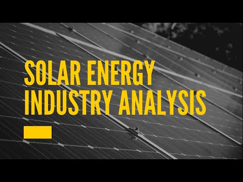 Investing in solar energy