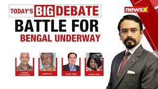 Battle For Bengal Underway | Who's Winning 2021? | NewsX