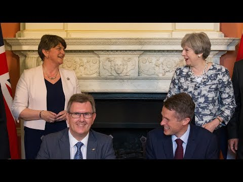 What the Tory deal with the DUP means for the UK