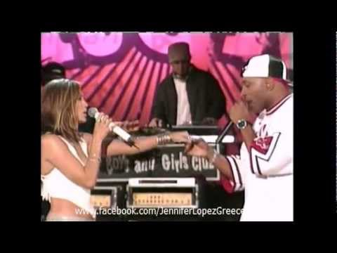 Jennifer Lopez  All I Have Ft LL Cool J  at Today Show 2003