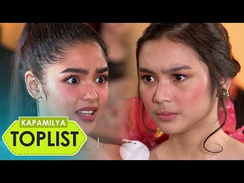 Kapamilya Toplist: 13 Cassie and Marga's intense face off in Kadenang Ginto