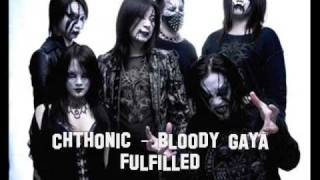 Chthonic - Bloody Gaya Fulfilled