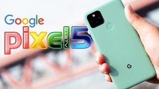 用算法打败机皇的中端手机_谷歌Pixel 5【值不值得买第478期】