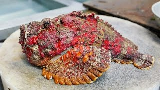 Steinfisch - der giftigste fisch der welt gekocht zwei möglichkeiten!