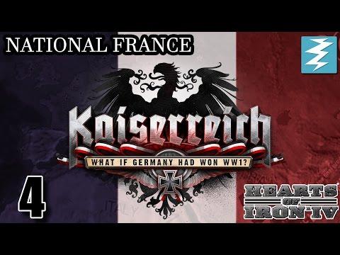 WAR OF LIBERATION [4] Kaiserreich Mod - Hearts of Iron IV HOI4 Paradox