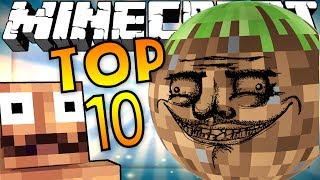 Top 10 Funniest Minecraft Videos of ALL TIME (Best Minecraft Videos)