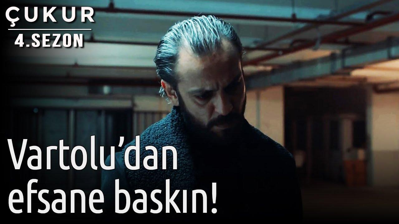 Çukur 4.Sezon 35.Bölüm – Vartolu'dan Efsane Baskın!