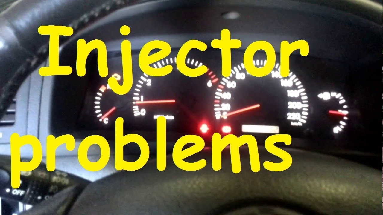 Toyota Injector problems /Car not start / Corolla Verso D4D / DENSO Diesel  Common Rail Injectors