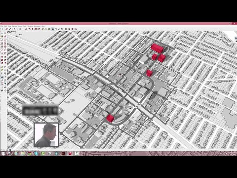 City Planning Workflow - 2: Details and Illustrator Work