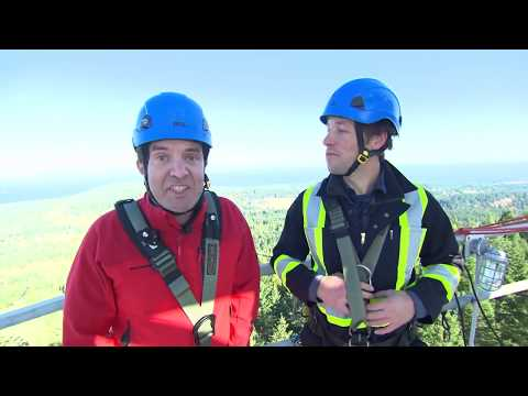 Rick and the Canadian Coast Guard