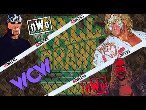 83 Weeks #20:  Fall Brawl 1998 Warrior in WCW