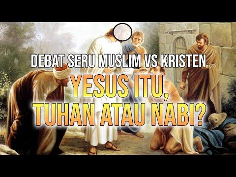 Siapakah Yesus? Tuhan atau Nabi?   Debat Spektakuler Muallaf VS Pendeta