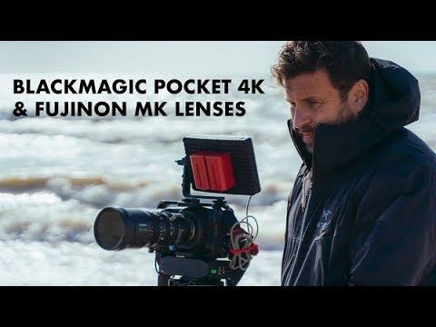 FUJINON MK Lens with Blackmagic Pocket Cinema Camera 4K - Shot by Philip Bloom / FUJIFILM