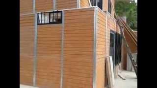 Casas prefabricadas en Cali-Colombia