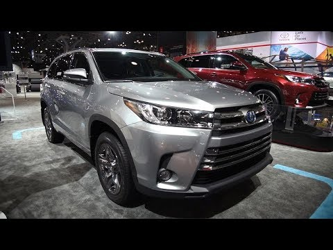 2019 Toyota Highlander Changes Exterior And Interior New