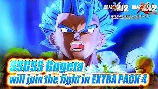 GOGETA BLUE DLC PACK 8 ENGLISH DUB TEASER TRAILER! Dragon Ball Xenoverse 2 Gogeta Blue Dub Vs Sub
