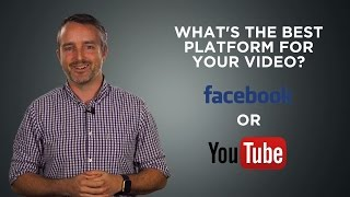 Where should I Put My Video? Facebook or Youtube? | Video Blog How To | Vlog Pod Sunshine Coast