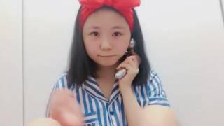 つりビット 瑞ちゃんの細くならない動画 170629.