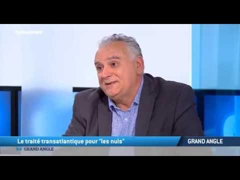 """Le traité transatlantique pour """"les nuls"""""""