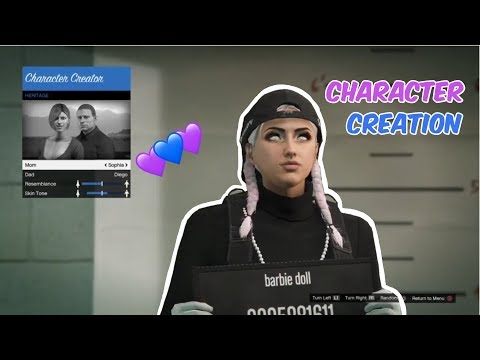 GTA 5 ONLINE | Alex's Female Character Creation ♡