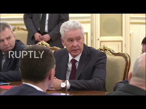 Russia: Moscow mayor confirms 11 dead in Moscow city area following severe storm